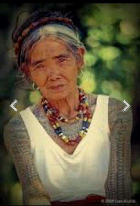 Last Of A Dying Breedkalinga Mambabatok Whang Odphoto By