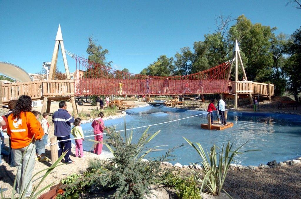 3 Parques Infantiles Impresionantes Para Niños Mamás Viajeras Parques Infantiles Que Hacer En Valladolid Parques