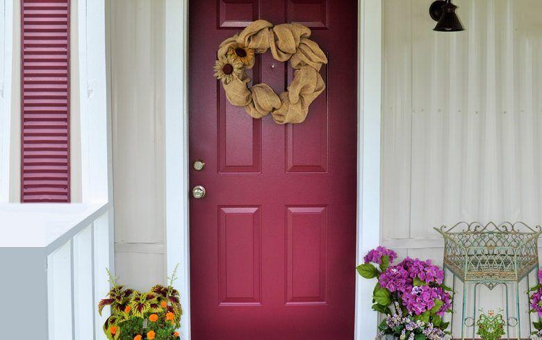 Mobile Home Exterior Doors Custom Size Replacement From A Standard Door Mobile Home Repair Mobile Home Exteriors Replace Exterior Door Exterior Doors