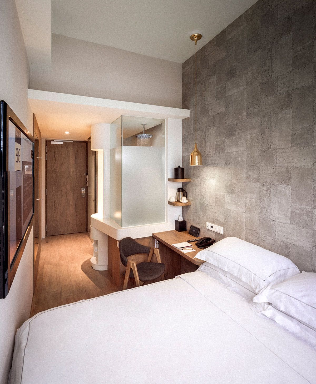 Singapore Big Hotel Interior Neutral And Cool Tones Love The