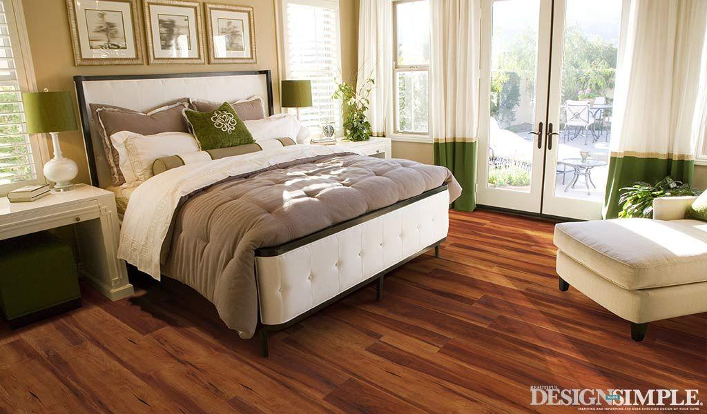 6 Beautiful Luxury Vinyl Tile Floors Beautiful Design Made Simple Luxury Bedroom Master Luxury Master Bedroom Design Romantic Bedroom Design