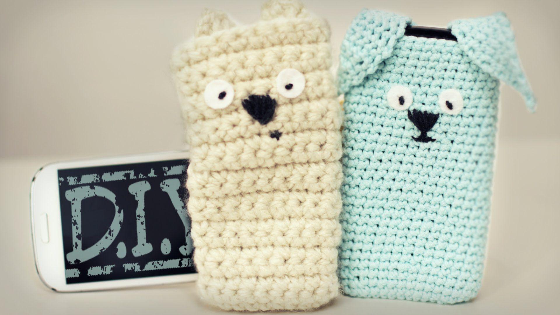 Als Geschenk oder zum Behalten. Diese Handyhüllen sind super einfach ...