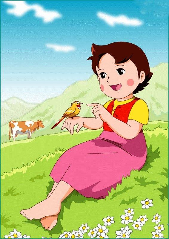 Heidi Pesquisa Google Heidi Cartoon 80s Cartoons Classic Cartoons