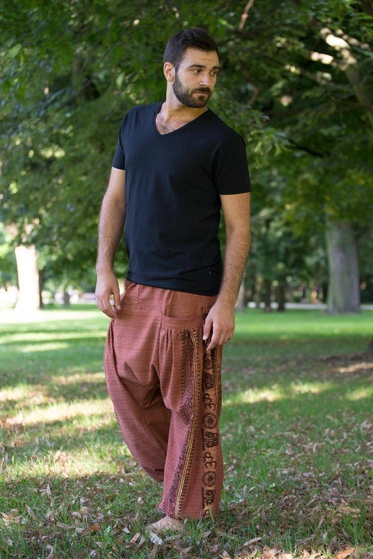 Brick Red Vibe Pants In 2020 Pants Hippie Pants Fashion