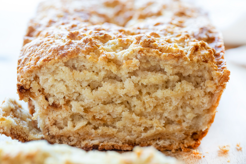 This Old Fashioned Buttermilk Sweet Bread Is A Recipe We Make Often Because It Is So Versatile It S A Quick In 2020 Buttermilk Recipes Sweet Bread Bread Recipes Sweet