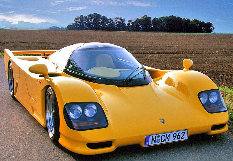 1994 Dauer 962 Le Mans Gallery Sports car, Sports cars