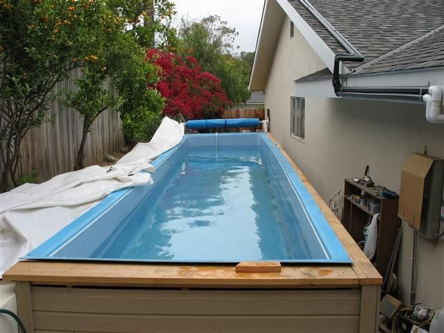 modular above ground lap pool above ground lap pools 640x480 ...