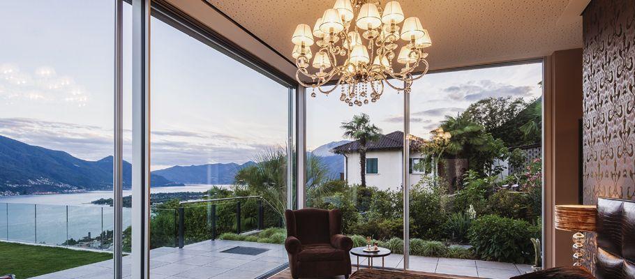 Villa in Minusio TI