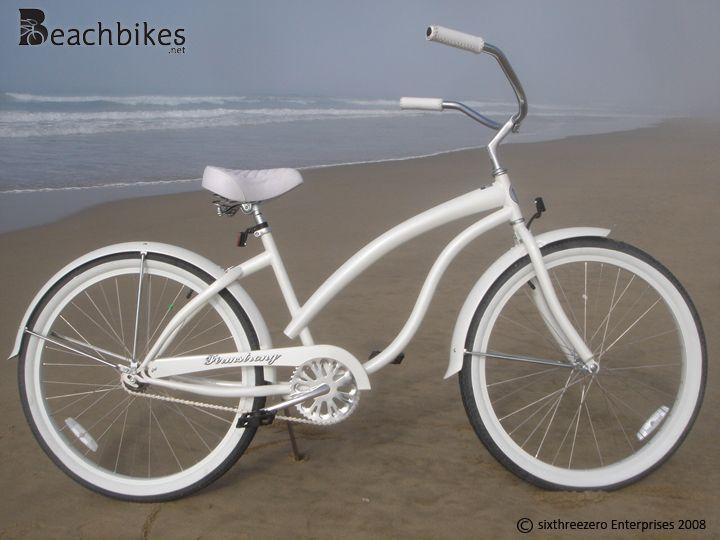 Pin By Christoph Steinhard On Makenzie Beach Cruiser Bicycle Cruiser Bike White Beach Cruiser