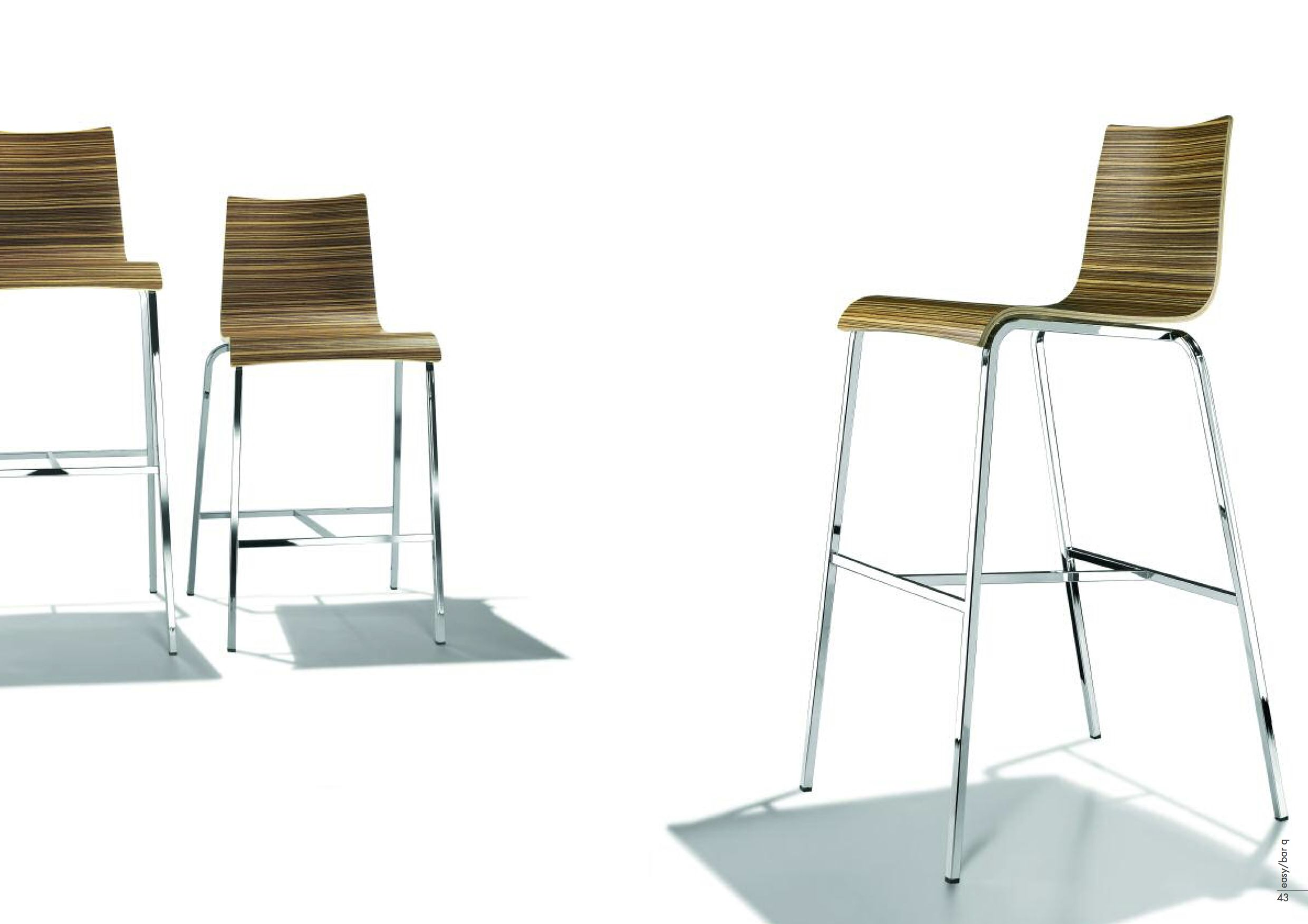 Sedie driade ~ Easy #barstool by parri offered through gordon international