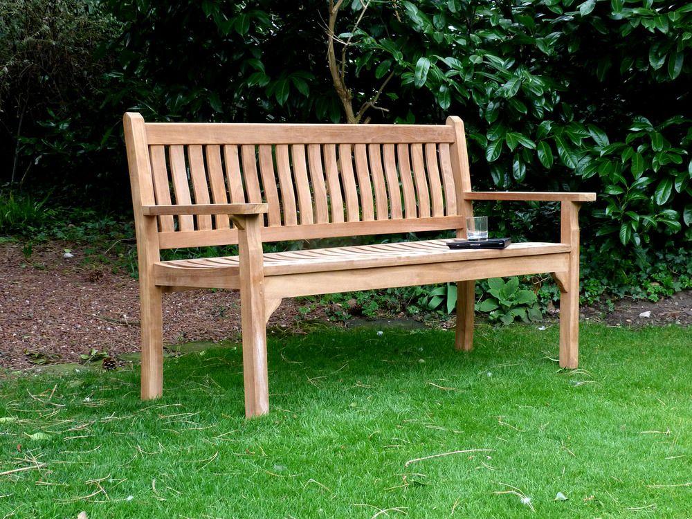 Garden Bench Hledat Googlem With Images Garden Bench Teak Bench Bench