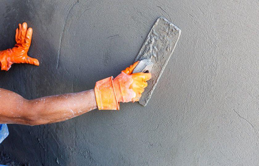 Réaliser un enduit à la chaux deco Pinterest DIY, Concrete et - Peinture Julien Sous Couche