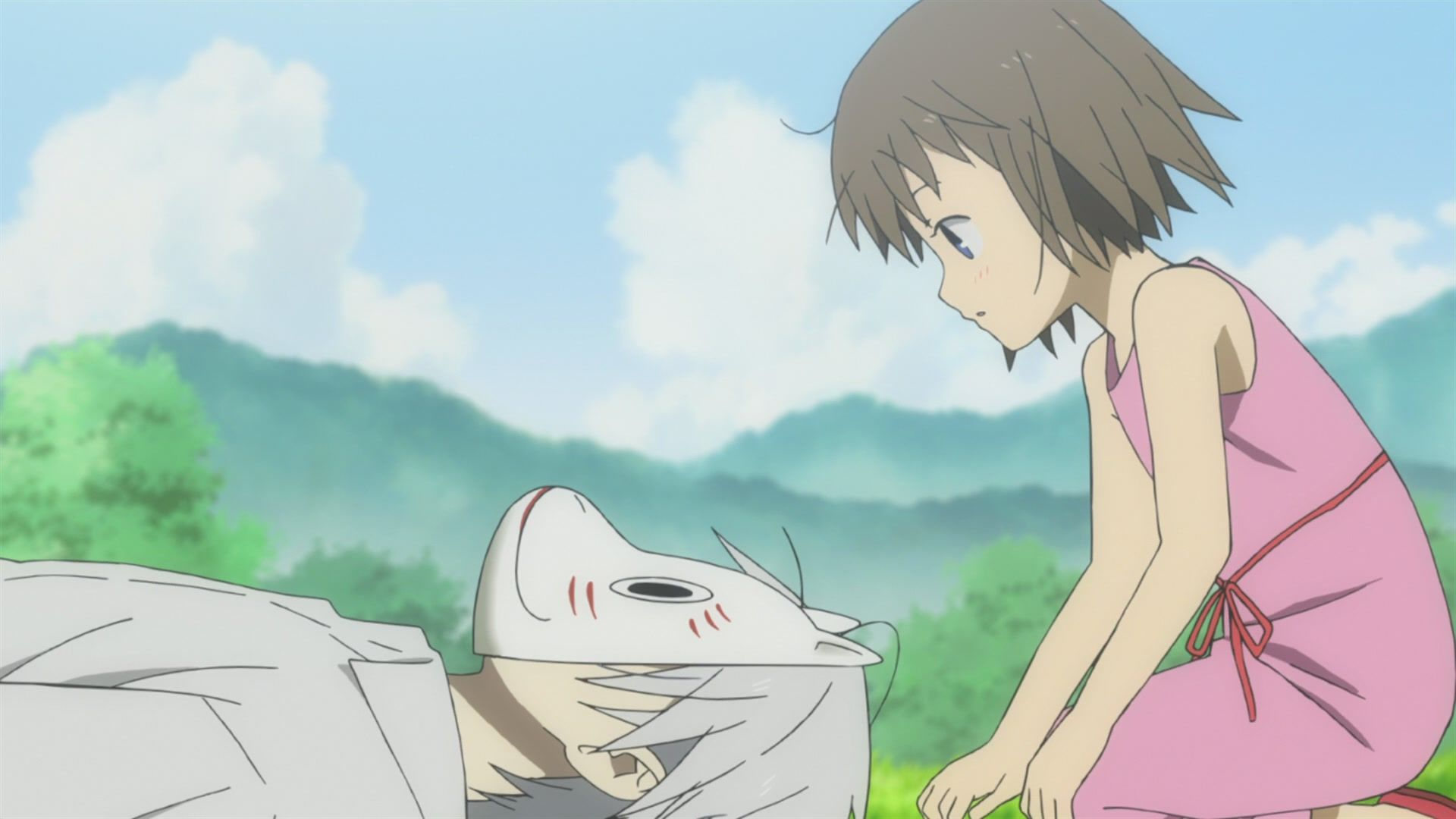 Hotarubi no Mori e สู่ป่าแห่งแสงหิ่งห้อย 蛍火の杜