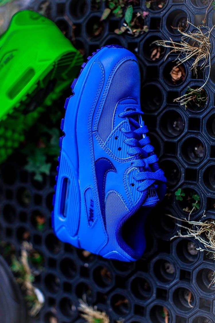 Nike Air Max 90 All Blue