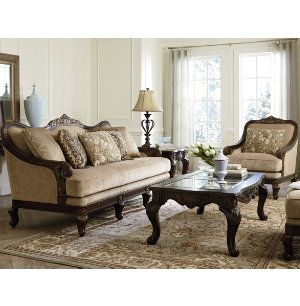 Best Babette Iv Collection Fabric Furniture Sets Living 640 x 480