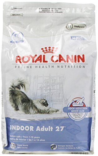 Royal Canin Dry Cat Food Indoor Adult 27 Formula 7 Pound
