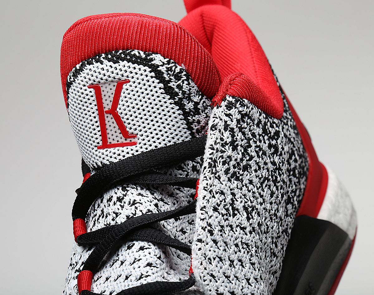 Kyle Lowry adidas crazylight Boost 2 5 3 zapatos parte 5