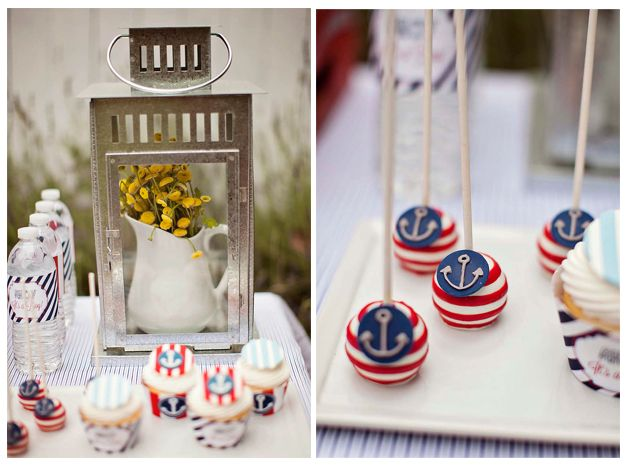 High Quality Ahoy Itu0027s A Boy Baby Shower {Guest Feature