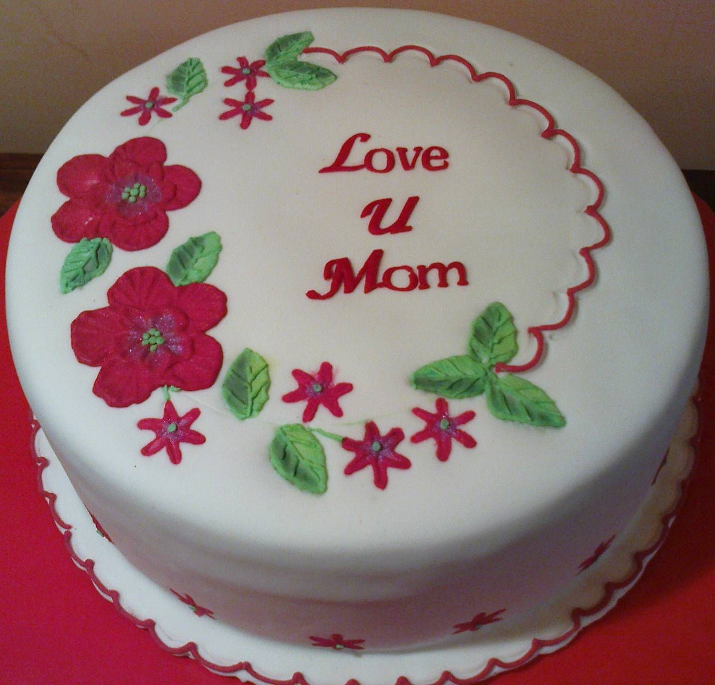 Happy Mothers Day Cake Images