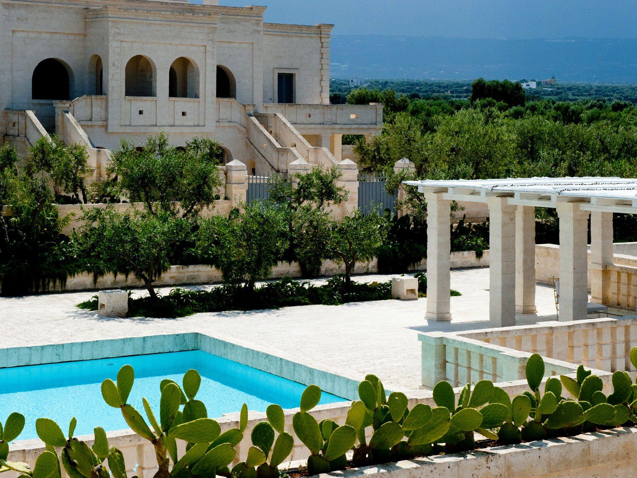 Borgo Egnazia Savelletri Italy Destination Spa Review Puglia Seaside Hotel Italian Villa