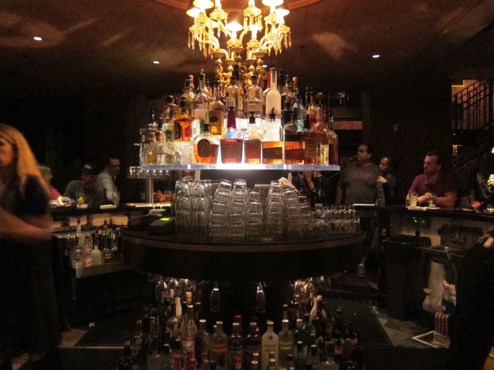 Right In The Heart Of Downtown La, The Broadway Bar