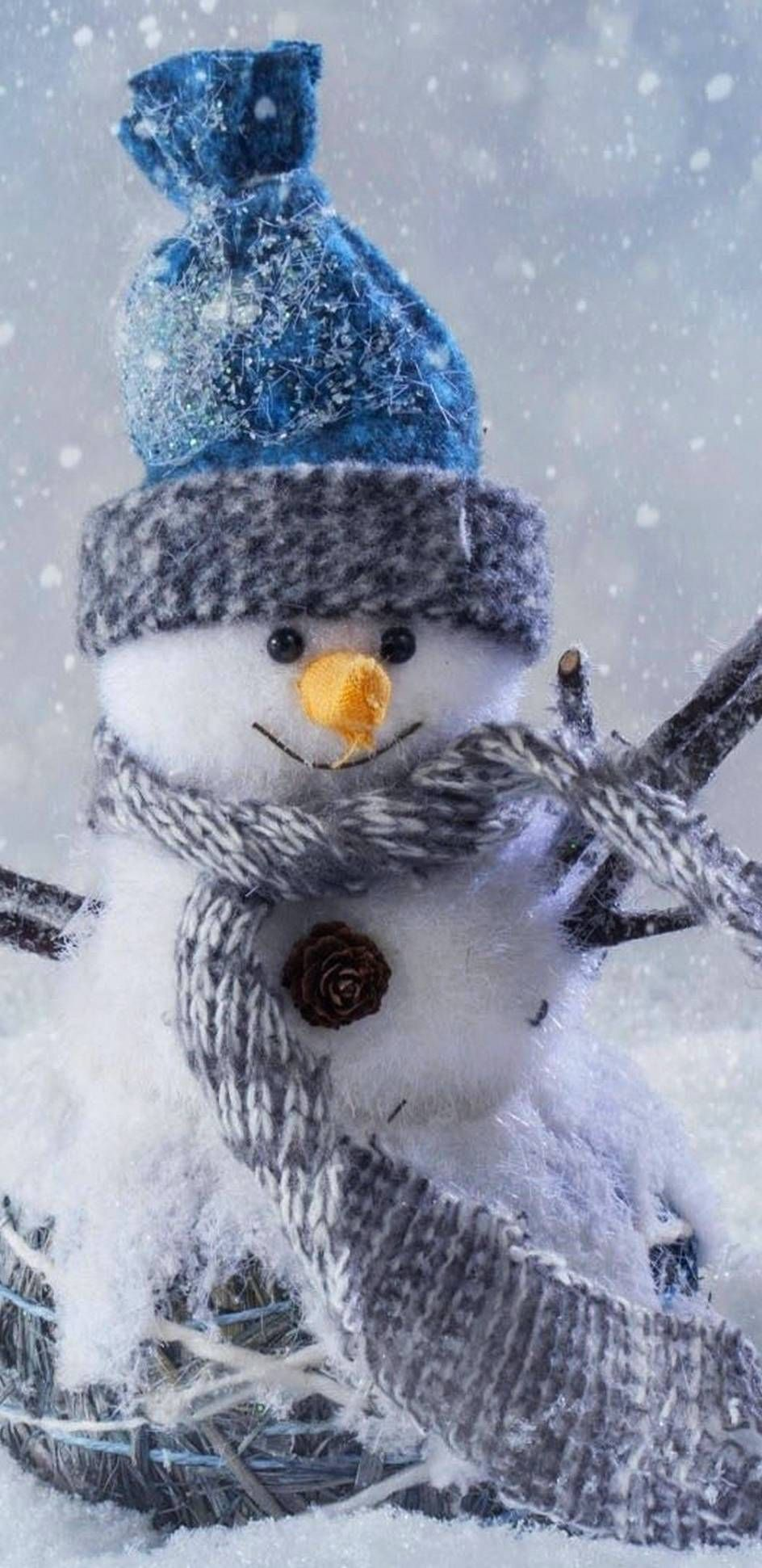 Pin by Tena Groome on Winter scenery in 2020 Snowman
