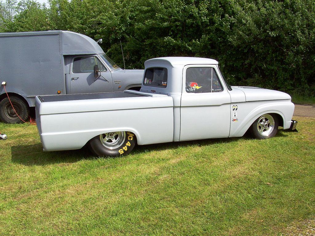 Slick60s F100 Artillery Wheels Google Search Classic Ford Trucks Ford Trucks Classic Chevy Trucks
