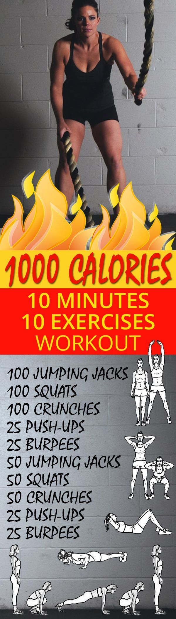 10 Minute Beginner Jump Rope Workout Body Under Construction Jump Rope Workout Beginner Jump Rope Workout