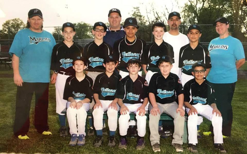 Cherry Hill National Athletic League 2015 Youth Sports Little League Baseball Little League