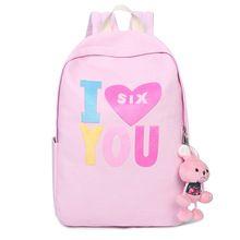 308d0cfc3cb Mujeres mochila para adolescentes mochila escolar bolso del Color bolsas  Mochila Impresión de la Lona Mochilas para estudiantes universitarios ...
