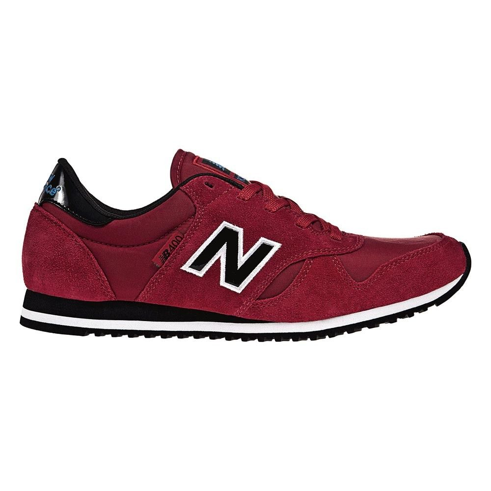playeras new balance rojas