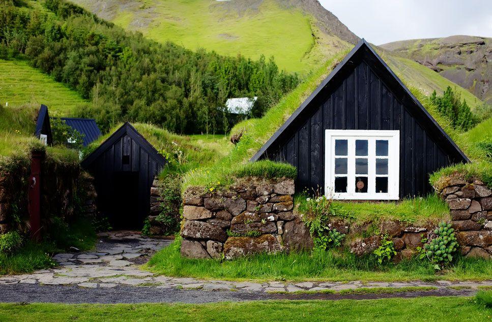 Casa Tradicional -  Islândia