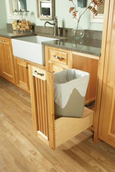 Medallion Cabinetry   Catalina and Piccadilly   Waste ...