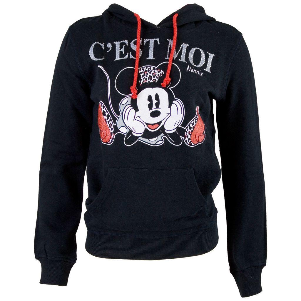 Γυναικεία μπλούζα φούτερ Minnie C est Moi http   brands4all.com.gr ... e1c8c1745c5