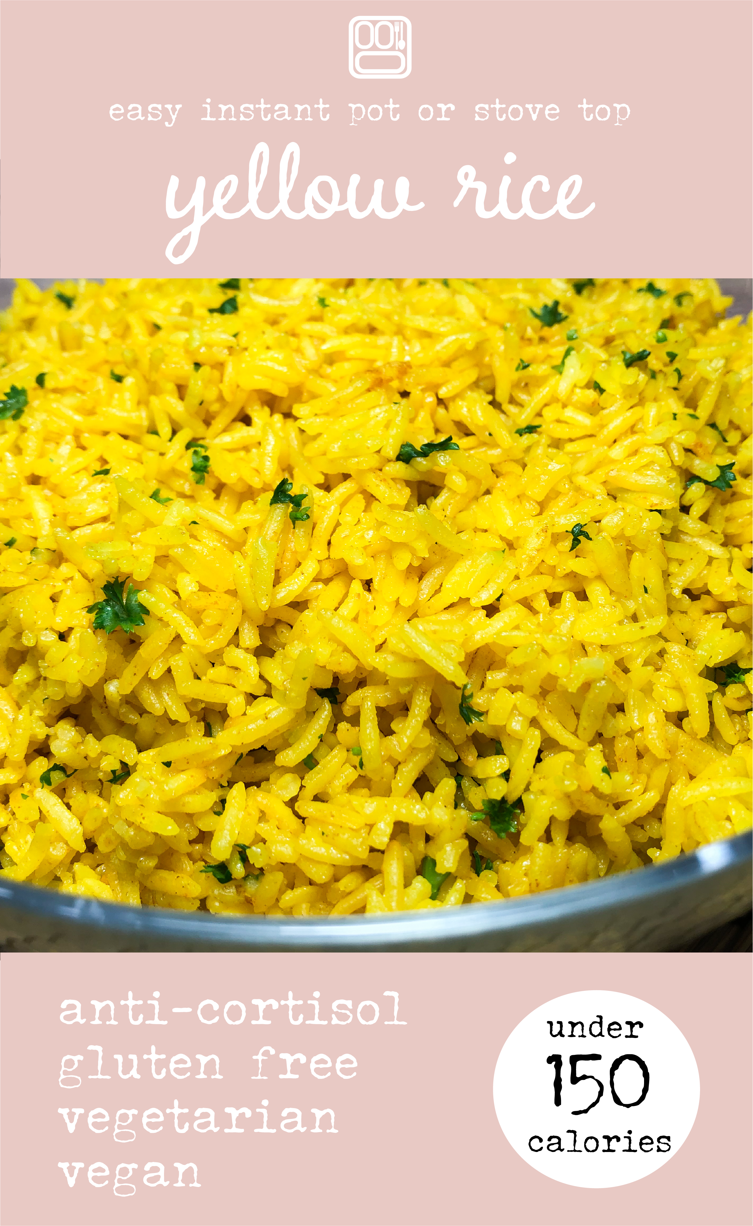 Homemade gluten free yellow rice | Recipe | Easy instant ...