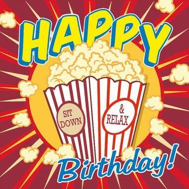Happy Birthday #PopArt