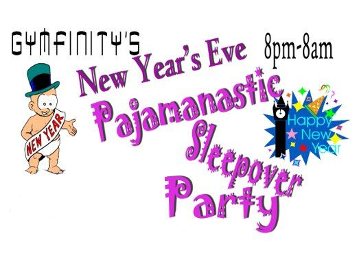 Welcome your New year with Gymfinity's Pajamanastic ...