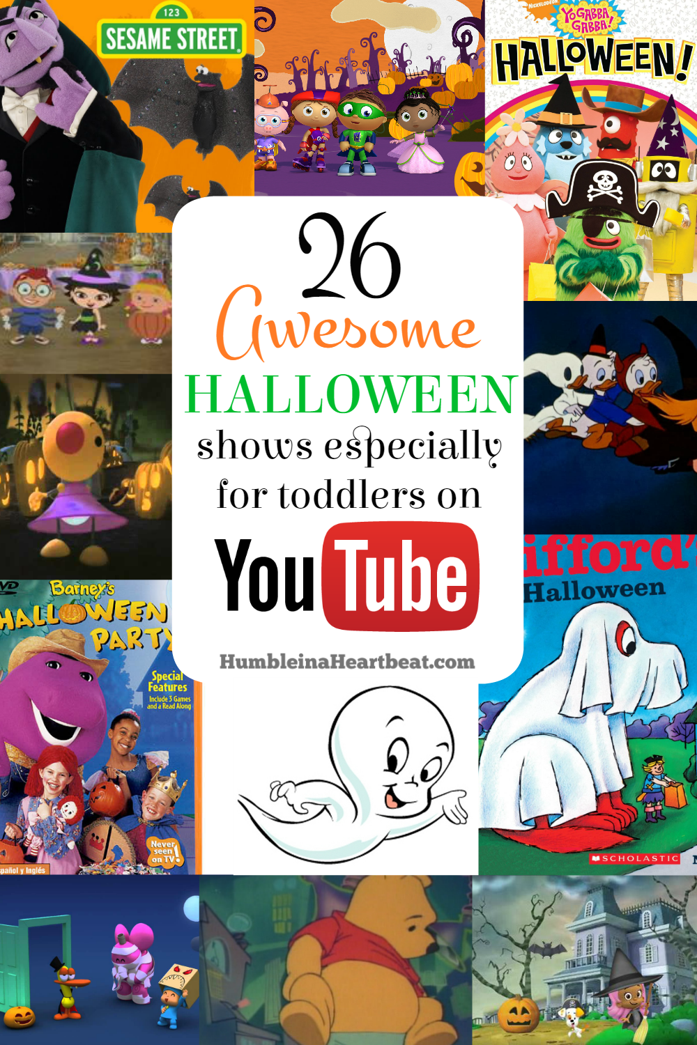 26 awesome halloween-themed youtube shows for toddlers and