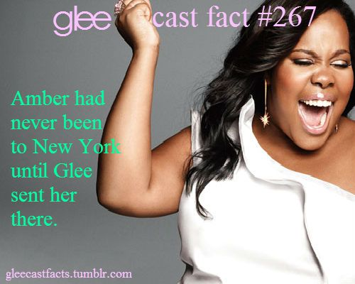 Facts about the Glee cast