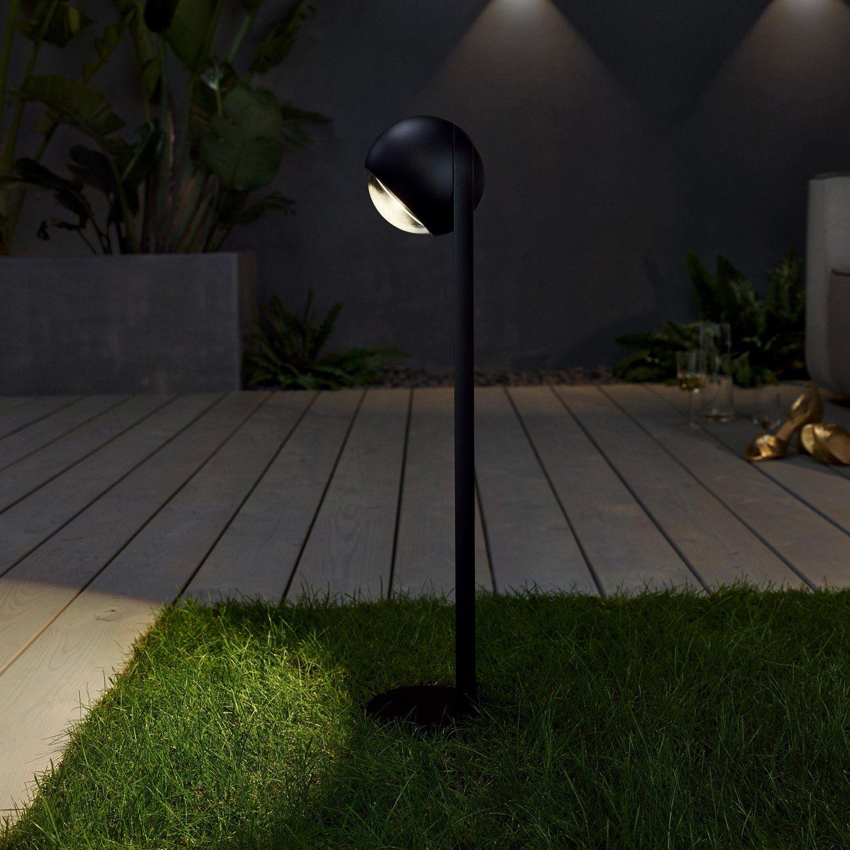 Sito Palo Volt Outdoor Floor Lamp In 2020 Outdoor Floor Lamps Outdoor Wall Lamps Outdoor Lighting