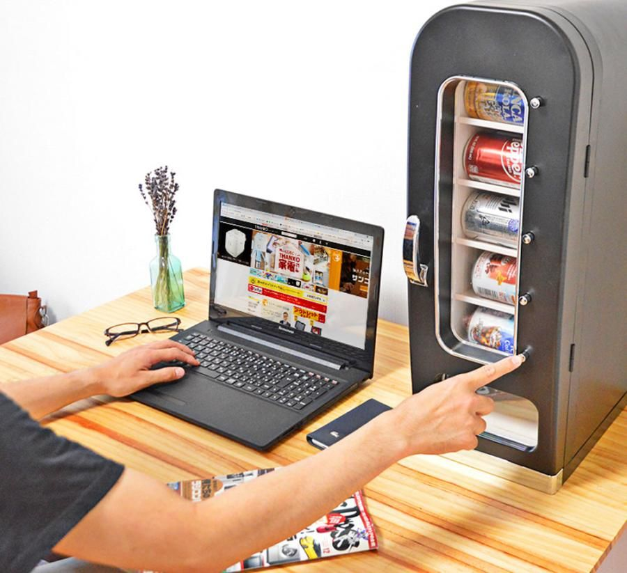 Keep Your Lunch Cold At Work With A Portable Mini Refrigerator Cubicle Bliss This Is Great For Your Cu Portable Mini Fridge Mini Fridge Cubicle Accessories
