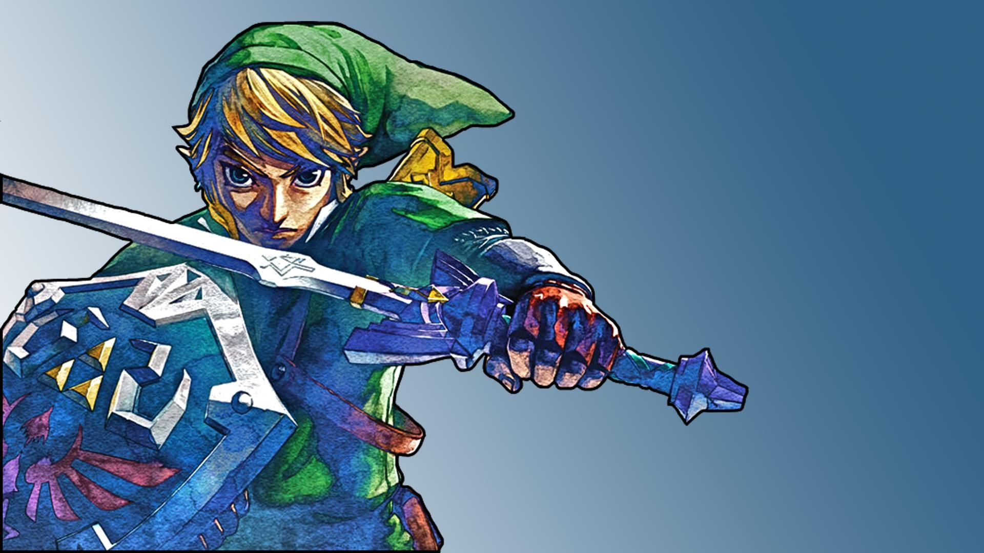 The Legend Of Zelda Hd High Quality Wallpapers Download Zelda