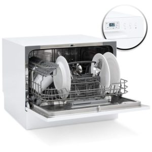 Top 8 Best Countertop Dishwashers In 2020 Reviews Portable Dishwasher Small Dishwasher Countertop Dishwasher