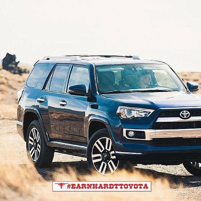 There's a good reason why you don't see many used #4Runner vehicles for sale. No… earnhardttoyota.com