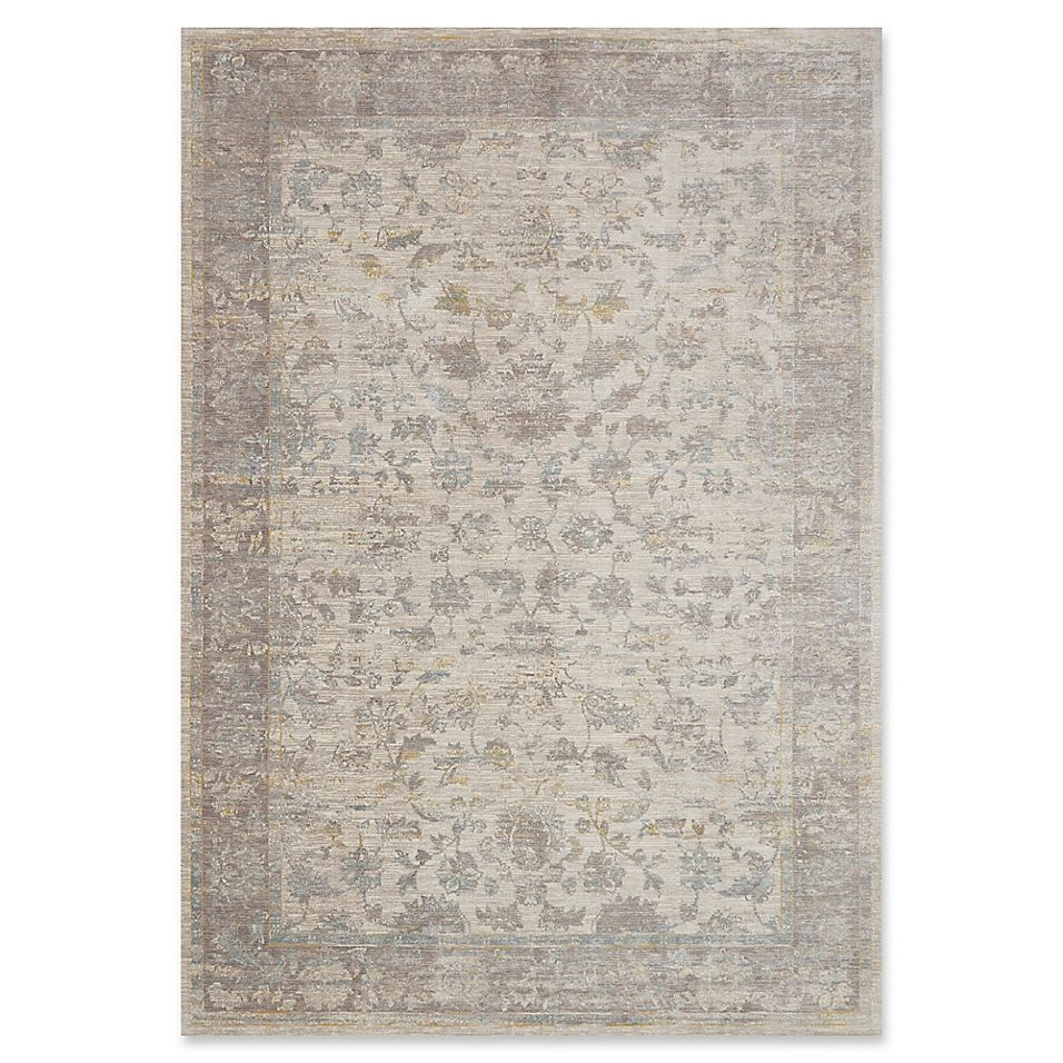 Magnolia Home By Joanna Gaines Ella Rose 9 6 X 13 Area Rug In
