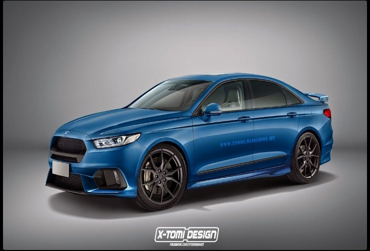 The 2019 Ford Taurus Sho Offers Outstanding Style And Technology