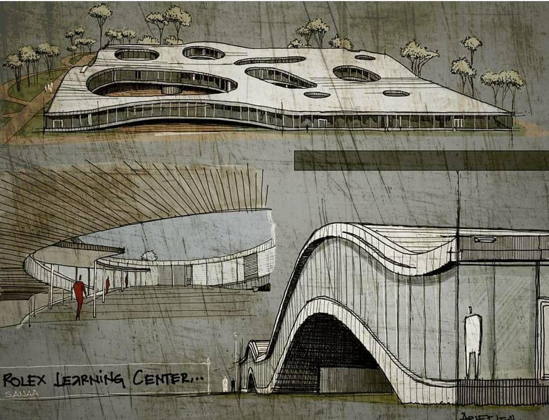 2,389 Beğenme, 6 Yorum - Instagram\'da Sketch & Architecture platform ...