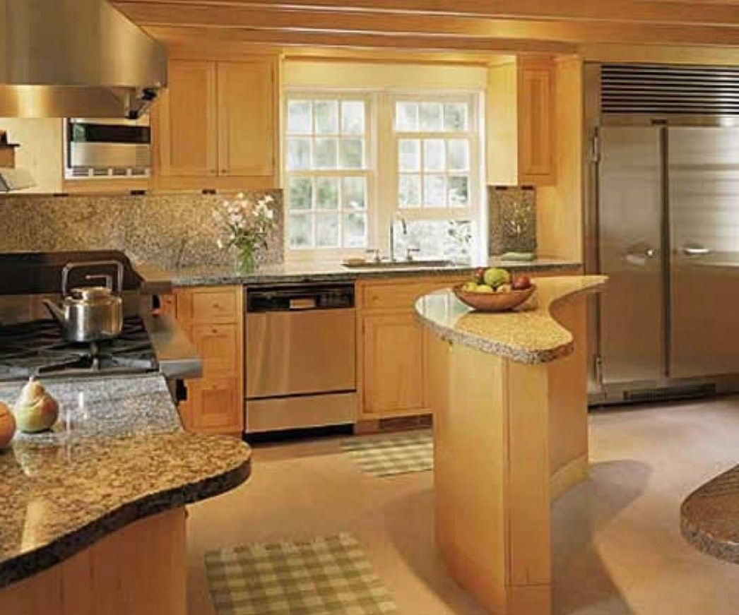 Plans For Small L Shaped Kitchens Without Islands Home ...