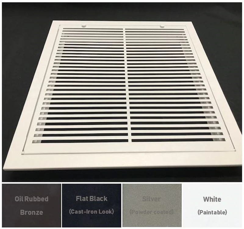Modern Steel Designs Bronze Series Air Return Filter