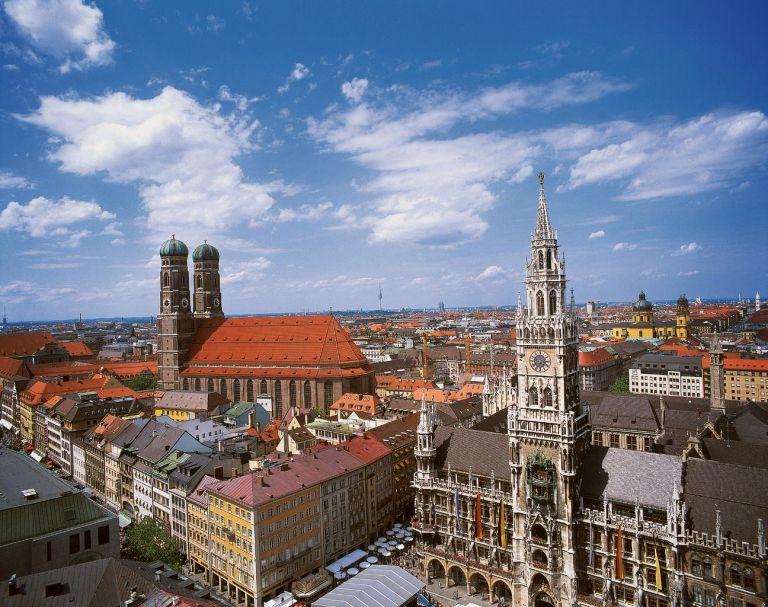 Urlaub Deutschland Reisen - München 3 Tage 219 euro
